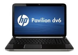 Notebook Hp Pavilion Dv6 - 1245 Dx Por Partes