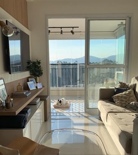Apartamento 69 Mts Ed Choice - 02 Dorms - 01 Vaga - Oportunidade - Ótima Localização - Rr3277 - 69207997