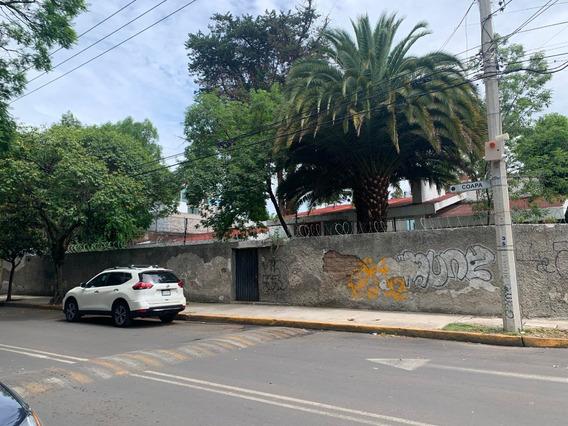 Terreno En Venta En Toriello Guerra, Tlalpan