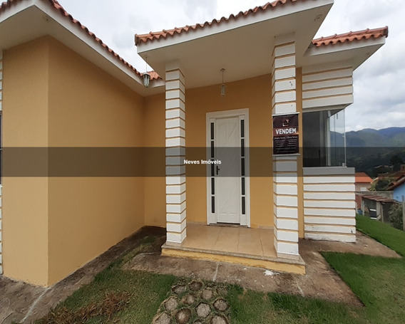 Vendo Linda Casa De 03 Quartos No Bairro Recanto Dos Eucaliptos Em Paty Do Alferes - Rj - Ca00010 - 34842870