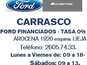 Ford Ranger 2017 .financiación & Leasing Tasa 0%
