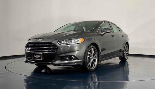 Imagen 1 de 15 de 121722 - Ford Fusion 2016 Con Garantía