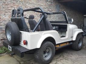 Jeep Ika Corto 4x4 Fibra Excelente Estado