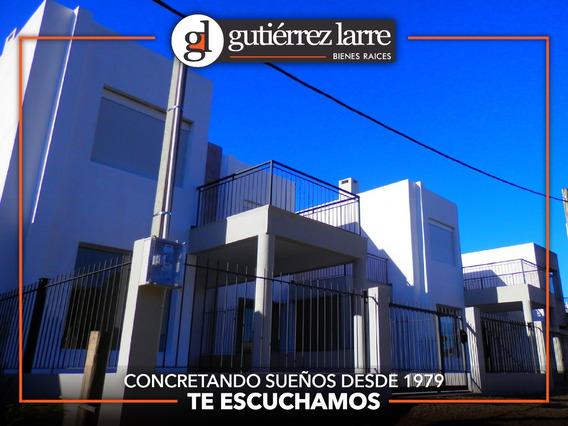Moderno Dúplex A Estrenar, 2 Dormitorios, Zona Parque Rodó