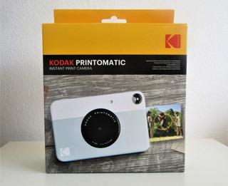 Cámara Digital Instantánea Kodak Printomatic