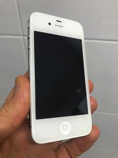 Apple iPhone 4 32 Gb Branco - Perfeito Único Dono