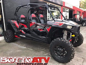 Polaris Rzr 1000 4 Plazas 2017, Stock Real