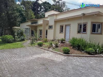 Casa Residencial À Venda, Santa Felicidade, Curitiba. - Ca0004