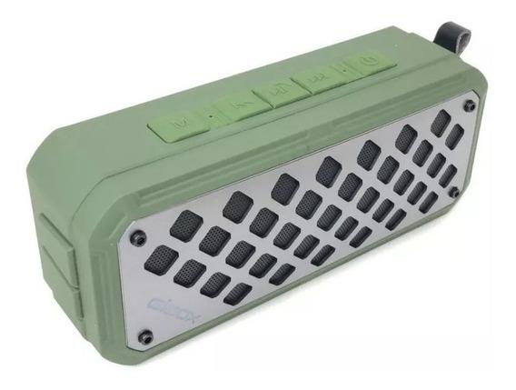 Caixa De Som Portátil Bluetooth Mini Bluetooth Potente Gibox