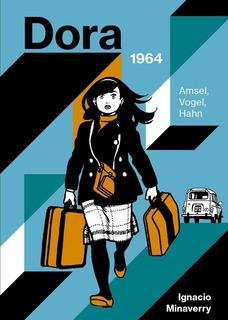 Dora 1964 Amsel, Vogel, Hahn - Ignacio Minaverry