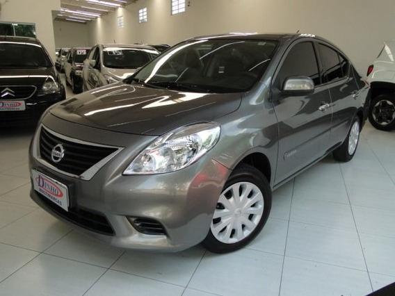 Nissan Versa Sv 1.6 16v Flex, Fnz0248