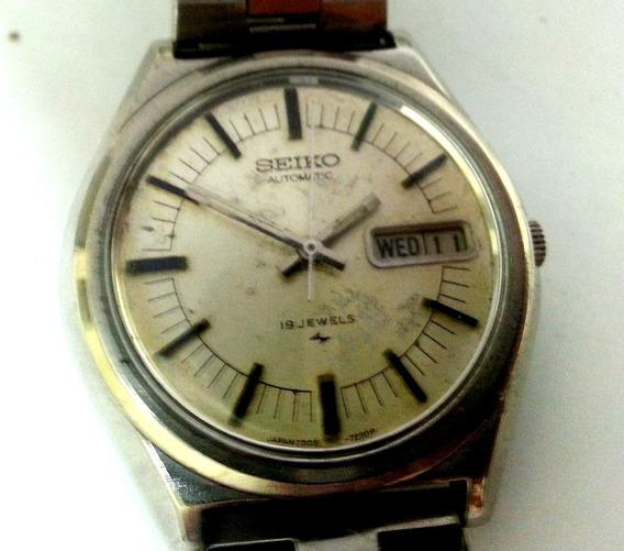 Relógio Seiko 7006 - 7070 Automático