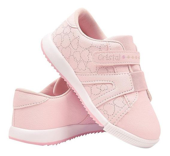 Tênis Casual Infantil Menina Feminino Papatos 034527318