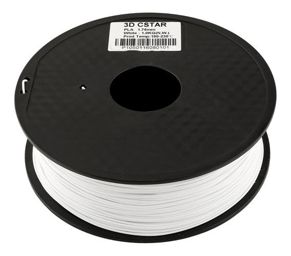 Filamento Abs 1.75mm 500g Para Impressora 3d