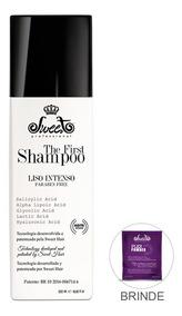 Sweet Hair The First Shampoo Liso Intenso 500ml