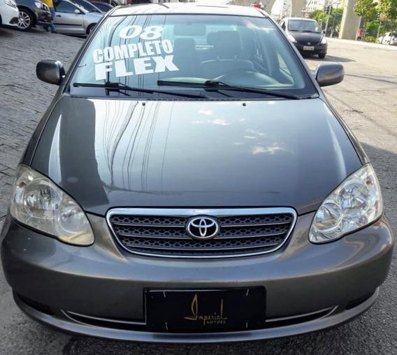 Toyota Corolla 1.8 16v Xei Flex 4p 2008