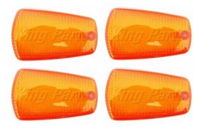 Lente Seta Pisca Amarela Paramotos - Yamaha Dt 200 Rd 350