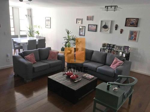 Apartamento Todo Reformado De 3 Dormitórios, 2 Suíte E 2 Vagas. - Ja15445
