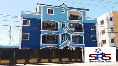Alquilo Apartamento Amueblado En B. Hazim Spm