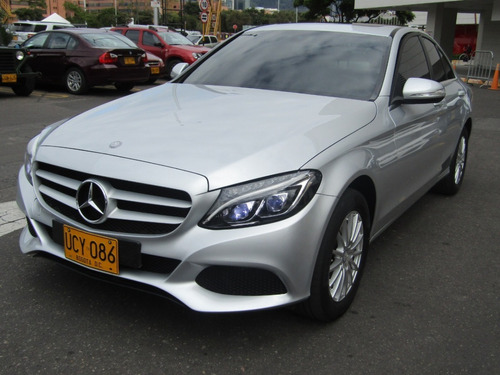 Mercedes-benz Clase C C180 At 1.600