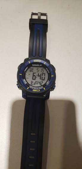 Relógio Speedo Masculino Digital (usado Marcas De Uso)