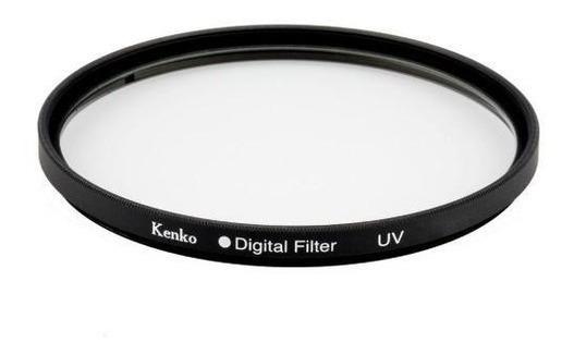 Filtro Uv Kenko 82mm Garantia Novo