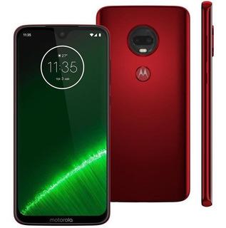 Motorola Moto G7 Plus 64gb Com Nf E Garantia 12x Sem Juros