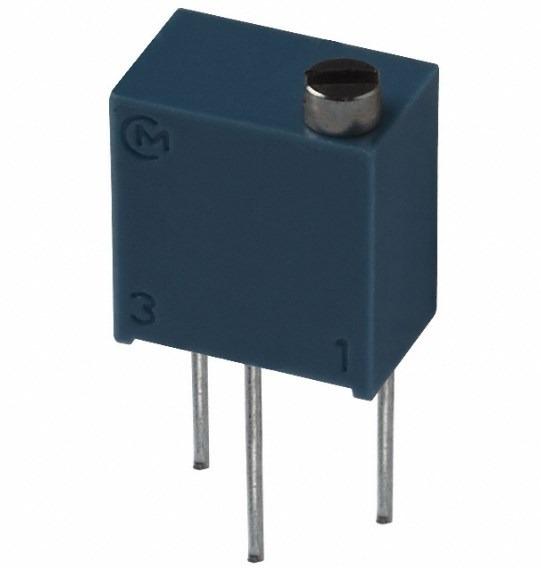 Potenciometro Trimmer Murata 100k Ohms # Kit C/ 10 Unidades