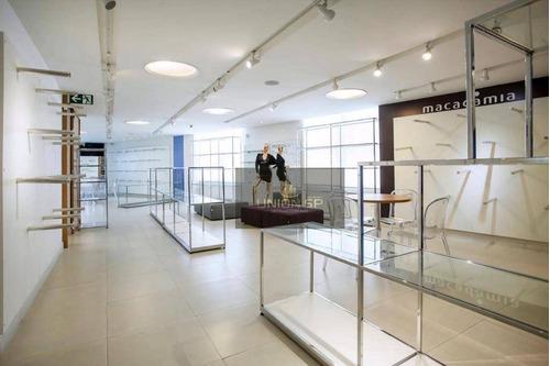 Imagem 1 de 18 de Laje Para Alugar, 348 M² Por R$ 16.000,00/mês - Bela Vista - São Paulo/sp - Lj0005