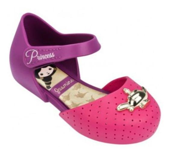 Sapatilha Infantil Disney Princesas Encantada Baby