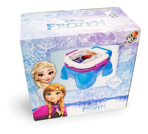 Imagen 1 de 5 de Frozen Disney Pelela 3 En 1 Con Portarollo Wayna