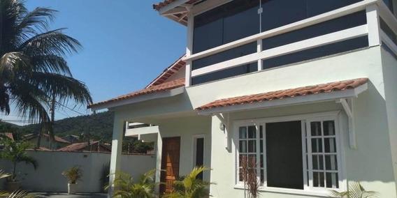 Casa Em Itaipu, Niterói/rj De 240m² 6 Quartos À Venda Por R$ 800.000,00 - Ca396926