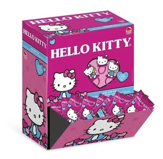 Hello Kitty Anel Pop Fun C/32 Da Dtc Ref. 4304