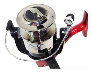 Molinete Marine Sports Vista 4000 Neoplus Fricção Dianteira