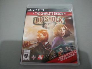 Bioshock Infinite The Complete Edition Original Para Ps3