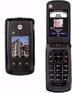 Radio I890 Nextel Black Mp3 Mp4 Libre Flip Con Tapa Elegant