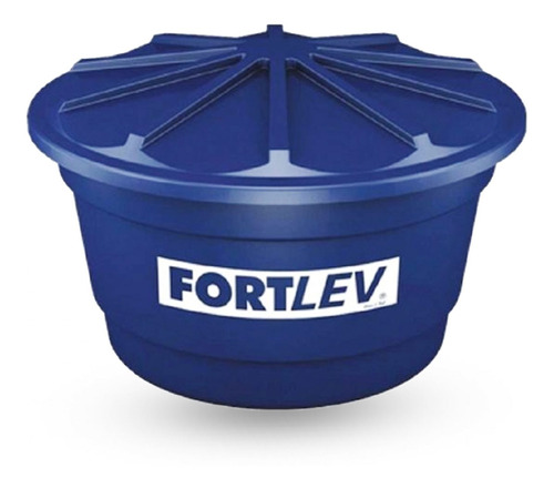 Tanque Completo Depósito Para Agua Fortlev Gianni 150 Litros