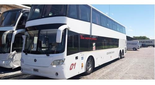 Omnibus Doble Piso Scania 380