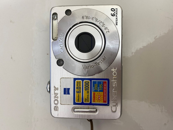 Câmara Sony Cyber-shot