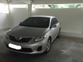 Toyota Corolla 1.8 16v Gli Flex 4p 2013