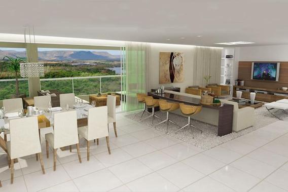 Apartamento 4 Quartos Para Venda Em Palmas, Plano Diretor Sul, 4 Dormitórios, 4 Suítes, 4 Vagas - 1102
