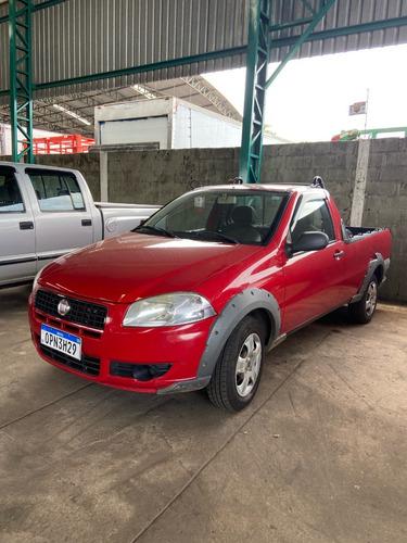 Fiat Pick Up Strada Working Ano 2013
