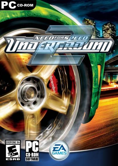 Need For Speed Underground 2 Jogo Pc Envio Por Email