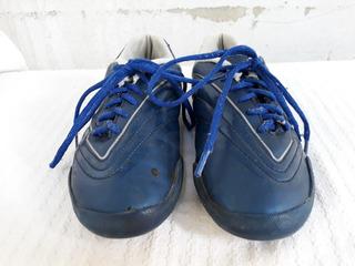 Chuteira Futsal Penalty Azul N° 36 Cod 1987