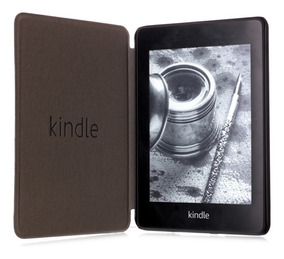 Capa Novo Kindle Paperwhite 4 Magnética A Prova D