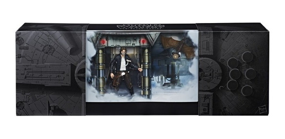 Star Wars Ccxp Black Series Han Solo & Minock - Hasbro E1629