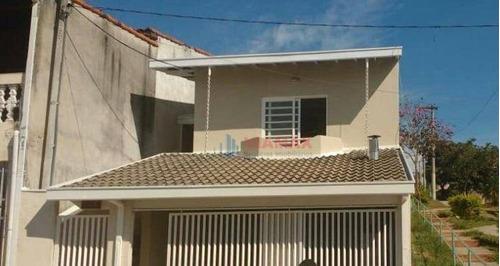 Casa Residencial À Venda, Monte Castelo, São José Dos Campos. - Ca0498