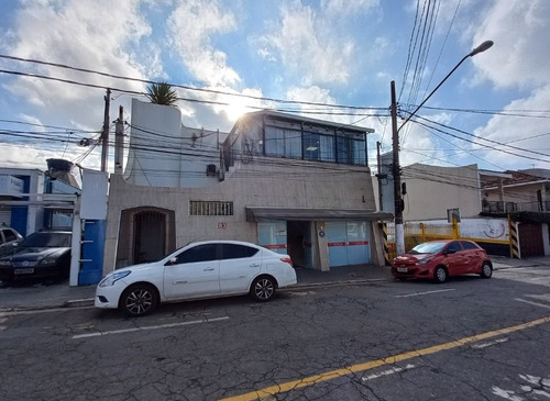 Imagem 1 de 12 de Prédio À Venda, 659 M² - Jardim Do Mar - São Bernardo Do Campo/sp - Pr0708