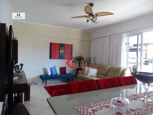 Imagem 1 de 30 de Cobertura Com 5 Dormitórios À Venda, 236 M² Por R$ 530.000,00 - Jardim Las Palmas - Guarujá/sp - Co0139