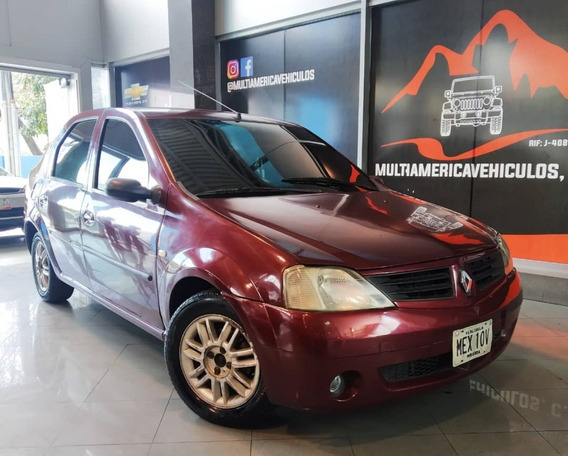 Renault Logan Sedan Full Equipo 2007